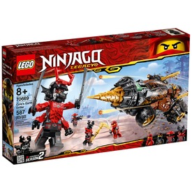 LEGO® Ninjago Cole földfúrója 70669