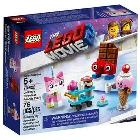 LEGO® Movie Unikitty legaranyosabb barátai 70822
