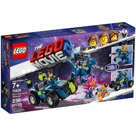 LEGO® Movie Rex-trém terepjáró 70826