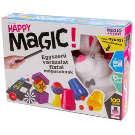 Happy Magic - első bűvészdobozom