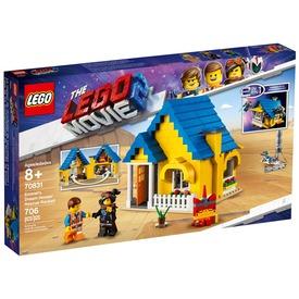 LEGO® Movie Emmet álomháza-mentőrakétája 70831