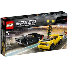 LEGO® Speed Champions 2018 és 1970 Dodge 75893