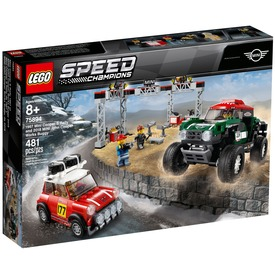 LEGO® Speed Champions 1967 és 2018 Mini 75894