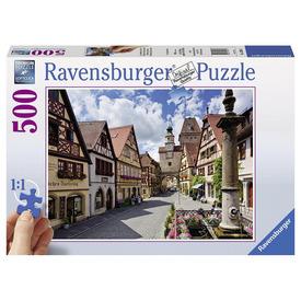 Puzzle 500 db - Rothenburg