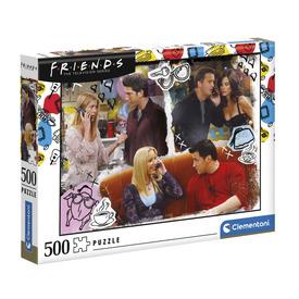 500 db-os puzzle - Jóbarátok