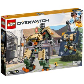 LEGO® Overwatch Bastion 75974