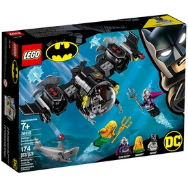 LEGO® Super Heroes Batman tengeralattjárója 76116