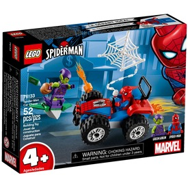 LEGO® Super Heroes Pókember autós üldözése 76133