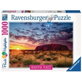 Ayers-szikla, Ausztrália 1000 darabos puzzle