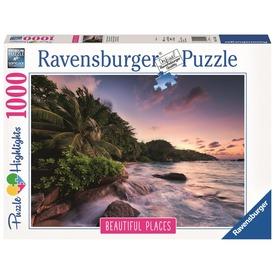 Praslin szigete 1000 darabos puzzle