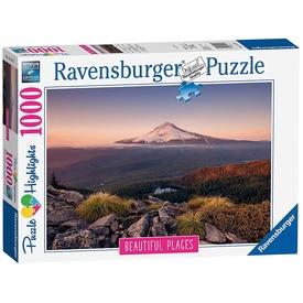 Mount Hood 1000 darabos puzzle