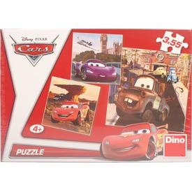 Verdák 3 x 55 darabos puzzle Itt egy ajánlat található, a bővebben gombra kattintva, további információkat talál a termékről.