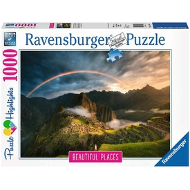 Machu Picchu 1000 darabos puzzle