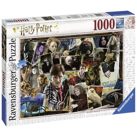 Puzzle 1000 db - Harry Potter