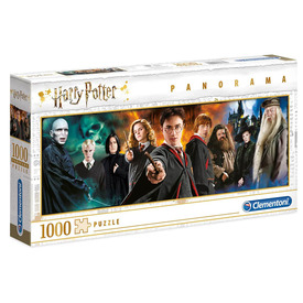 Panoráma puzzle 1000 db - Harry Potter