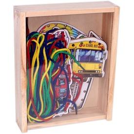 Fűzhető fa figura készlet - többféle Itt egy ajánlat található, a bővebben gombra kattintva, további információkat talál a termékről.