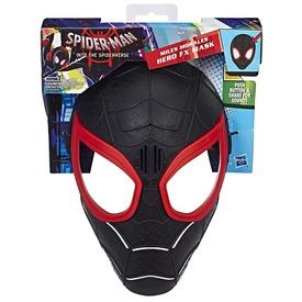 Pókember álarc - fekete, univerzális méret