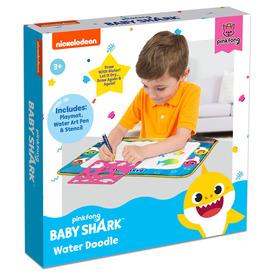 Baby Shark vizes rajzoló szett