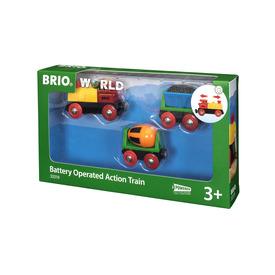 BRIO Elemes action vonat