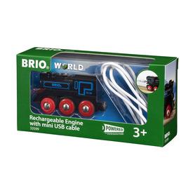 BRIO Tölthető mozdony
