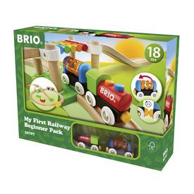 BRIO Az első vonatszettem kezdő