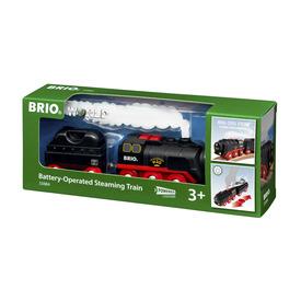 BRIO Elemes gőzmozdony