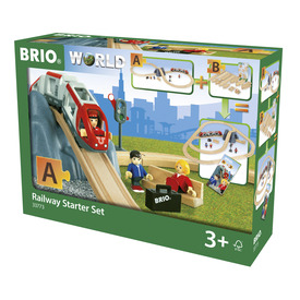 BRIO Vonatszett kezdő