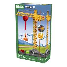 BRIO Daru világítással