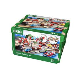 BRIO Vonatszett delux