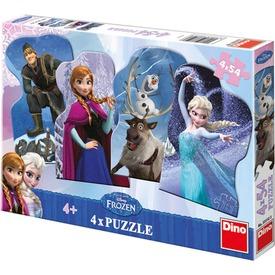 Jégvarázs 4 x 54 darabos puzzle Itt egy ajánlat található, a bővebben gombra kattintva, további információkat talál a termékről.