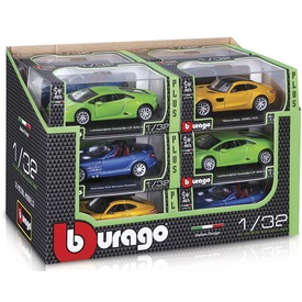 Bburago Street Tuners gyűjtemény 1:43