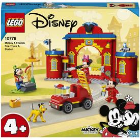LEGO Mickey and Friends 10776 Mickey és barátai tűzoltóság és tűzoltóa