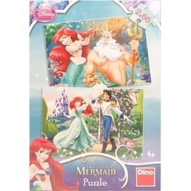 Disney hercegnők Ariel 2 x 66 darabos puzzle Itt egy ajánlat található, a bővebben gombra kattintva, további információkat talál a termékről.