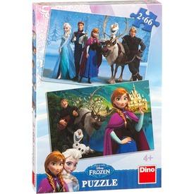 Jégvarázs 2 x 66 darabos puzzle Itt egy ajánlat található, a bővebben gombra kattintva, további információkat talál a termékről.