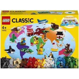 LEGO Classic 11015 A világ körül