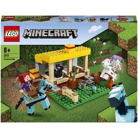 LEGO Minecraft 21171 Lóistálló