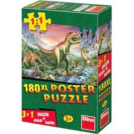 Dínók 180 darabos XL poszter puzzle Itt egy ajánlat található, a bővebben gombra kattintva, további információkat talál a termékről.