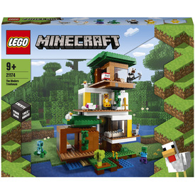 LEGO Minecraft 21174 A modern lombház