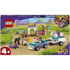 LEGO Friends 41441 Lovasiskola és utánfutó