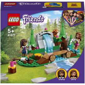 LEGO Friends 41677 Erdei vízesés