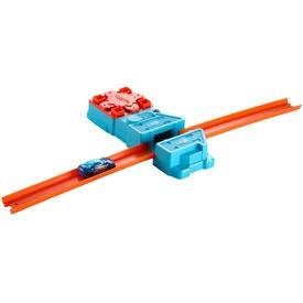Hot Wheels Track Builder kilövő játékszett GBN