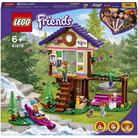 LEGO Friends 41679 Erdei házikó