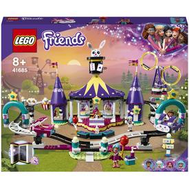 LEGO Friends 41685 Varázslatos vidámparki hullámvasút