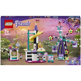 LEGO Friends 41689 Varázslatos óriáskerék és csúszda