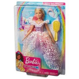 Barbie Dreamtopia szivárványhercegnő - 29 cm