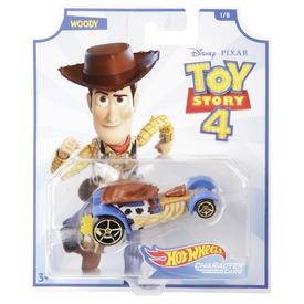Hot Wheels Toy Story 4 kisautó - 1:64, többféle