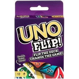 Uno Flip! - dupla oldalú kártya