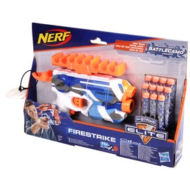 NERF N-Strike Firestrike terepszínű pisztoly