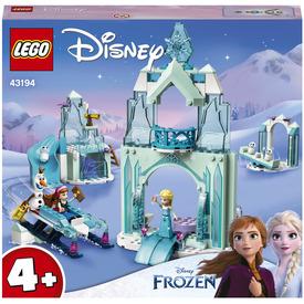 LEGO Disney Princess 43194 Anna és Elsa Jégvarázs országa