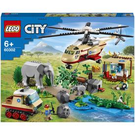 LEGO City Wildlife 60302 Vadvilági mentési művelet